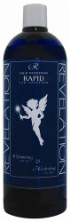 REVELATION RAPID *1 HR* Spray Tan Solution with EcoCert approved DHA, 33oz