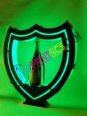 DOM SHIELD -VIP BOTTLE SERVICE DELIVERY PRESENTER Caddie/Tray