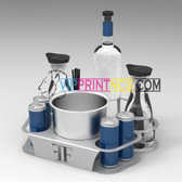 VIP Bottle Service Tray - Energy 2 - Serving Tray