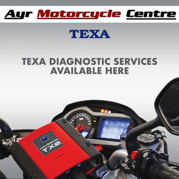 Texa diagnostics carried out in our workshop