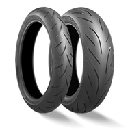 Bridgestone S21 12070ZR17/18055ZR17 PAIR