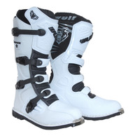 Wulfsport Trackstar Boots  White