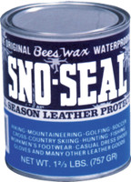 SNO-SEAL Wax - 1 Quart Can
