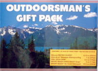 Outdoorsman's Gift Pack