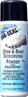 N-O-DOR Shoe & Boot Deodorizing Powder - 4 oz.