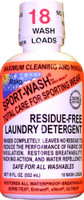 Sport-Wash - All Sports Laundry Detergent  - 18 oz. (18 Wash Loads)