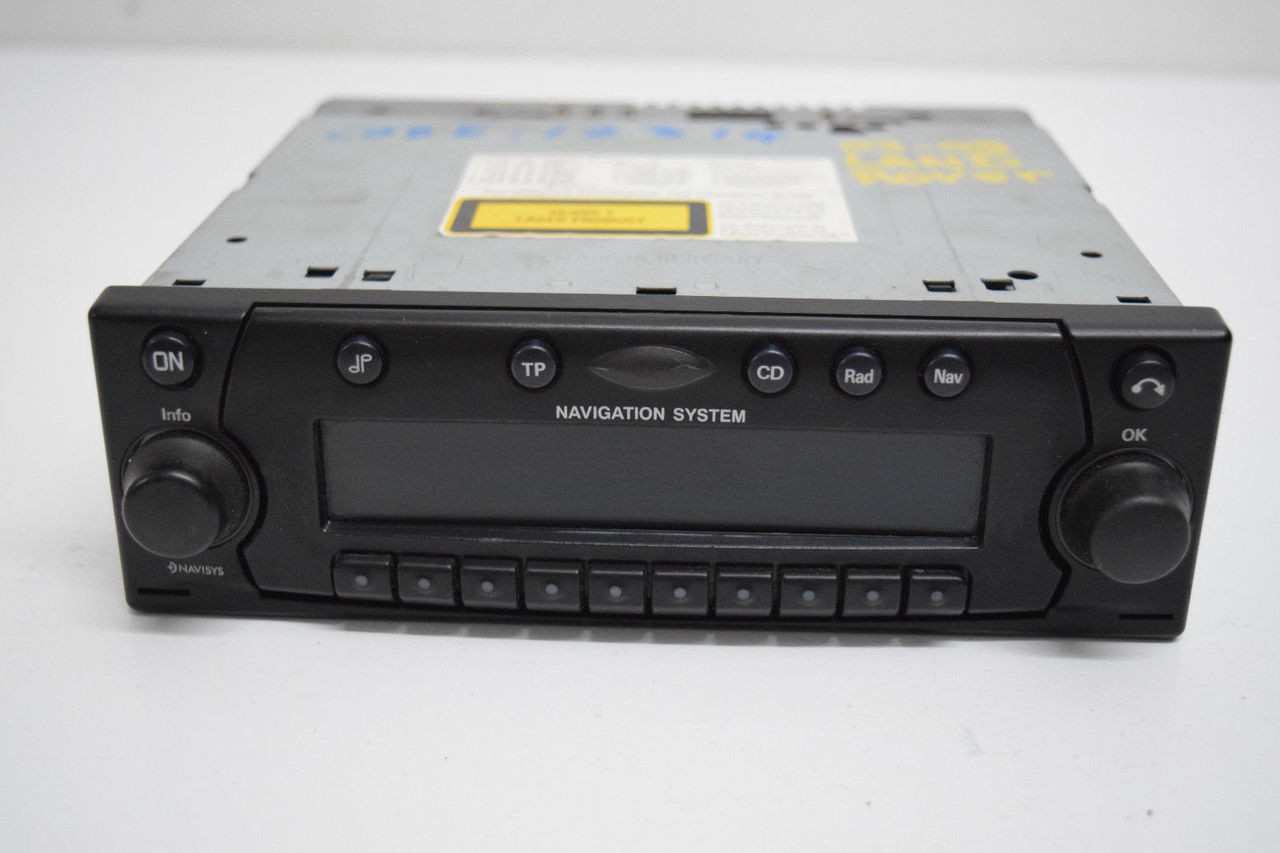 02 03 04 05 land rover range rover navigation module cd player radio maddbuys. Black Bedroom Furniture Sets. Home Design Ideas