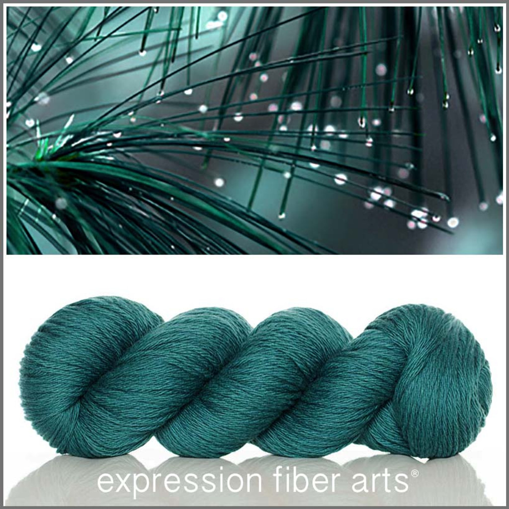 PINE NEEDLE - 'COZY' Limited Edition Worsted Wool Yarn