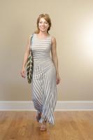 Waves and Shells Market Bag Crochet Pattern