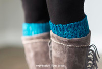 Bridgette Crochet Boot Topper Pattern
