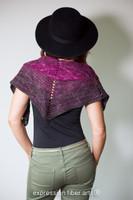 Stingray Crochet Wrap Pattern
