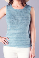 Fiddlefooted Knitted Tank Pattern