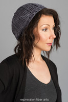 Sona Cabled Crochet Hat Pattern