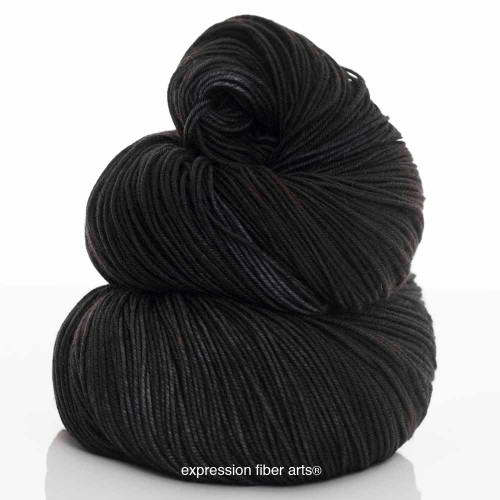 EBONY 'RESILIENT' SUPERWASH MERINO SOCK