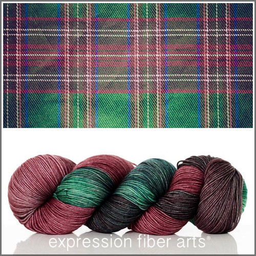 TARTAN 'RESILIENT' SUPERWASH MERINO SOCK