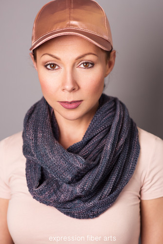 Polyrhythm Knitted Cowl Pattern