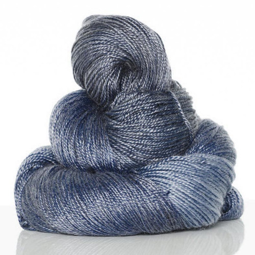 TEST BATCH 19 'LUSTER' SUPERWASH MERINO TENCEL SPORT