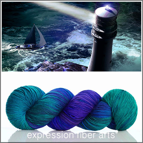 STORM AT SEA 'RESILIENT' SUPERWASH MERINO SOCK