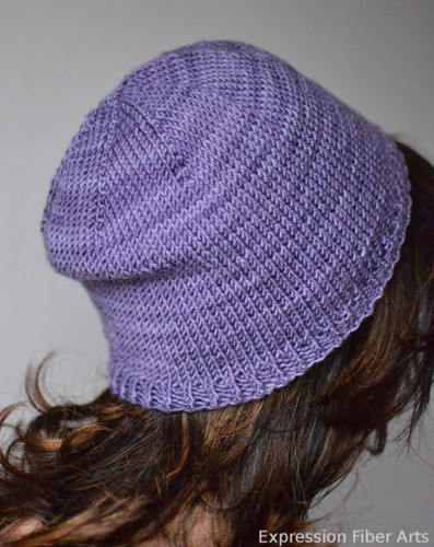 Easy Knitted Hat Formula - Any Size, Any Yarn, Any Needles!