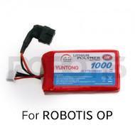 LIPO Battery 11.1V 1000mAh LB-011