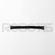 Robot Cable-X4P 100mm (10pcs)