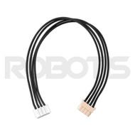 Robot Cable-X4P 180mm (Convertible) (10pcs)