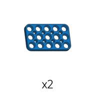 Plate (PD-3b5(b)) 2pcs