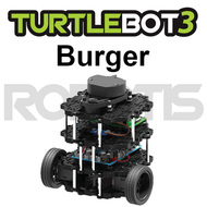 TurtleBot 3 Burger [US] (October Delivery)