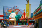 Krustyland and Quick-E-Mart are so cool, must see attractions at Universal Studios Florida.  For the best prices and deals check out www.MiamiSightSeeingTours.com