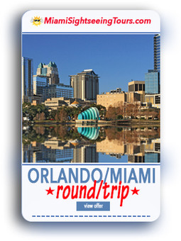 Orlando Round-trip Transportation w/ Park Entry