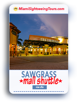 Sawgrass Mall Shuttle