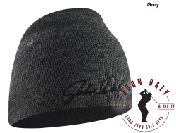 Reversible Signature Beanie