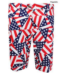 Loudmouth Flagadelic Shorts