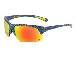 Loudmouth Unisex Slice and Dice Sunglasses