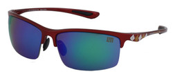 Loudmouth Unisex Stroke of Luck Sunglasses