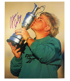 Autographed 8 X 10 British Open Photo