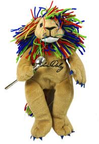 Lion Beanie Baby