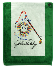 Lion Golf Towel