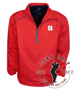Waterproof 1/4 Zip 2-In-1 Pullover