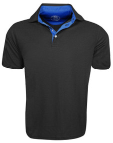 Blue Collar Pique Polo