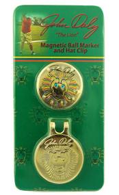 Lion Ball Marker/Clip Set