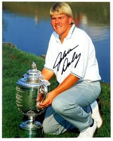Autographed 8 X 10 Picture *PGA Kneeling*