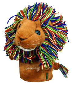 Limited Edition Lion Multi-Colored Driver Headcover