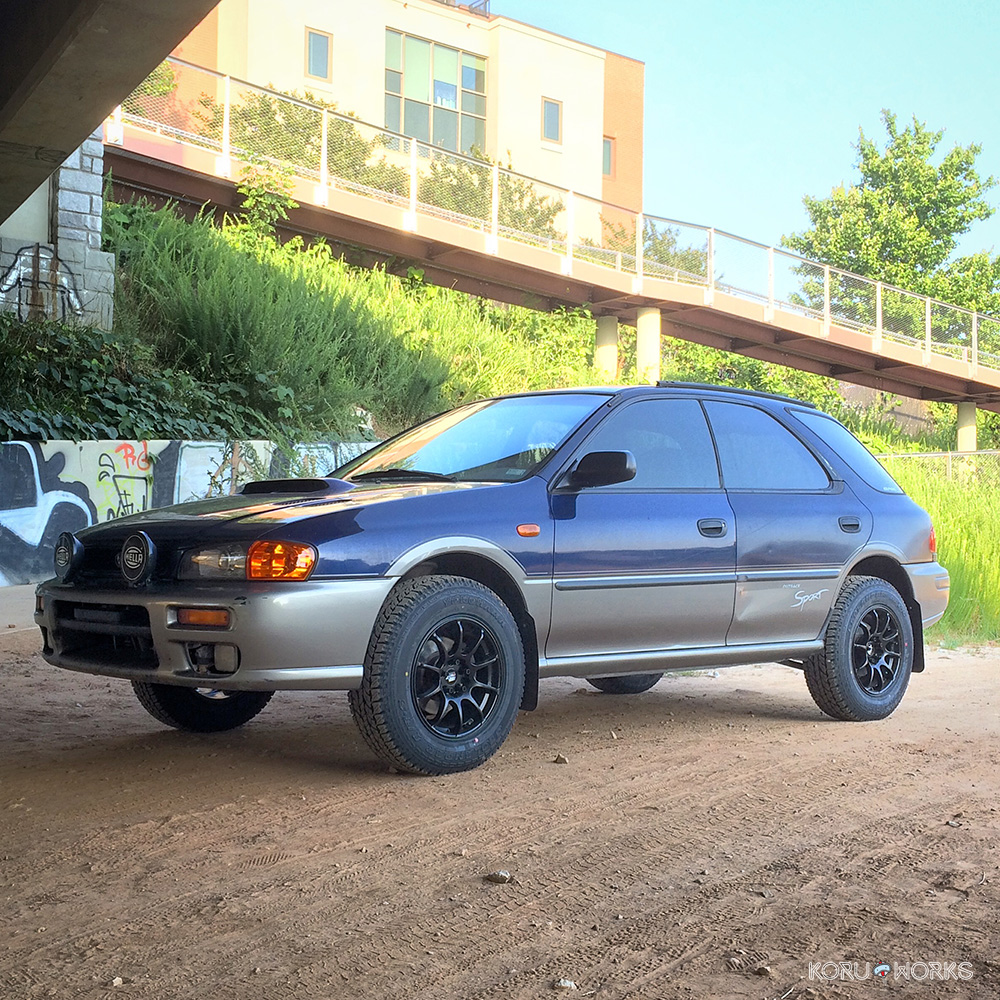 Lifted Outback Sport >> You Stole Fizzy Lifting Drinks - KoruWorks