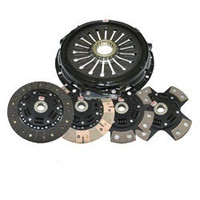 Competition Clutch - Stage 4 - 6 Pad Rigid Ceramic - Hyundai Genesis 2.0L Turbo 2010+