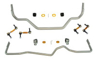 Whiteline 03-06 Nissan 350z / Infinti G35 Front and Rear Swaybar Assembly Kit