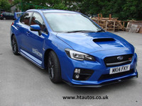 HT Autos Subaru WRX / STi bottom-line complete lip kit