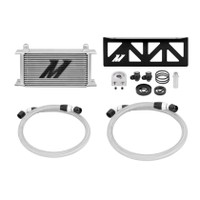Mishimoto 13+ Subaru BRZ / 13+ Scion FR-S Oil Cooler Kit - Silver
