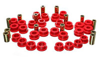 Energy Suspension 13 Scion FR-S / Subaru BRZ Red Front Control Arm Bushing Set