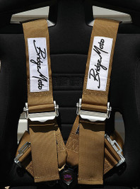 BridgeMoto FIA Four Point Harness